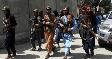 Taliban thanked the world